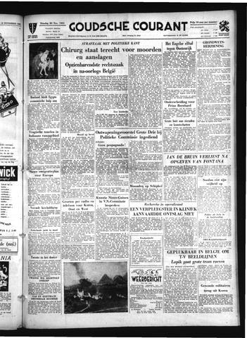 Goudsche Courant 1951-11-20