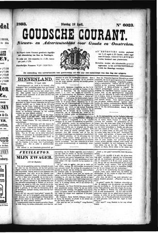 Goudsche Courant 1893-04-18