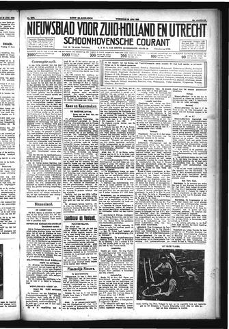 Schoonhovensche Courant 1933-06-28