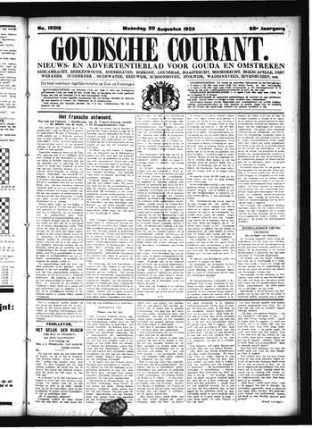Goudsche Courant 1923-08-20