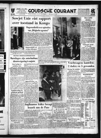 Goudsche Courant 1960-11-01