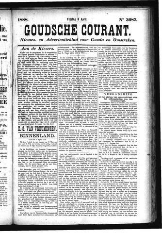 Goudsche Courant 1888-04-06