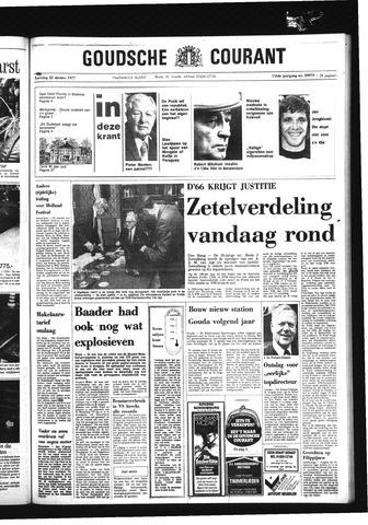 Goudsche Courant 1977-10-22