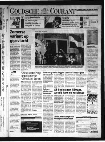 Goudsche Courant 2005-07-07