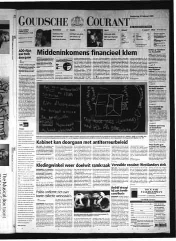 Goudsche Courant 2005-02-10