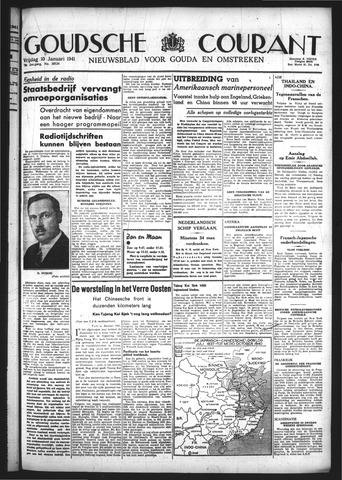 Goudsche Courant 1941-01-10