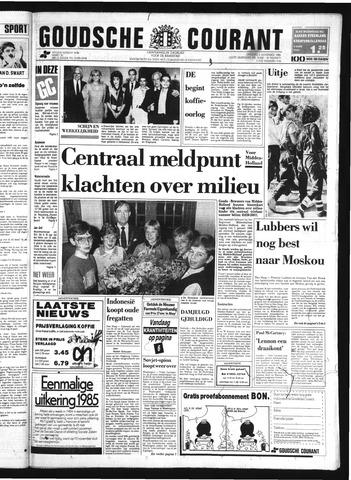 Goudsche Courant 1985-11-05