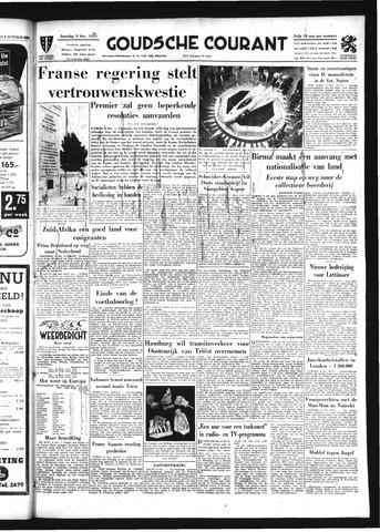 Goudsche Courant 1954-10-09