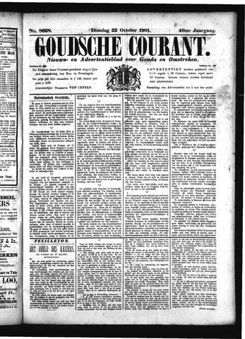 Goudsche Courant 1901-10-22