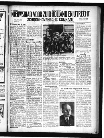 Schoonhovensche Courant 1949-01-07
