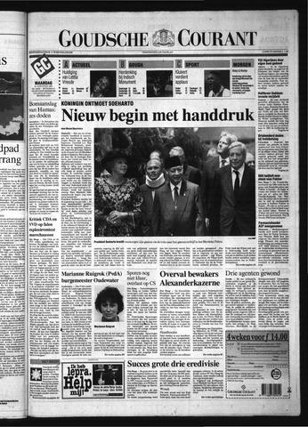 Goudsche Courant 1995-08-21