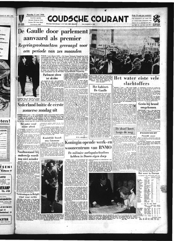 Goudsche Courant 1958-06-02