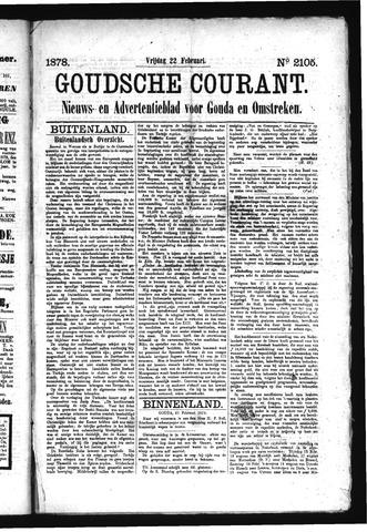 Goudsche Courant 1878-02-22