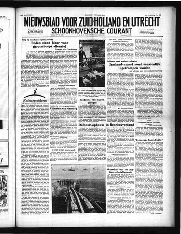 Schoonhovensche Courant 1951-09-05