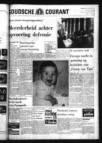 Goudsche Courant 1968-11-21