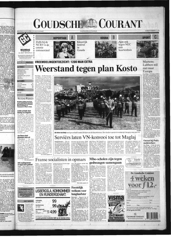 Goudsche Courant 1994-03-21