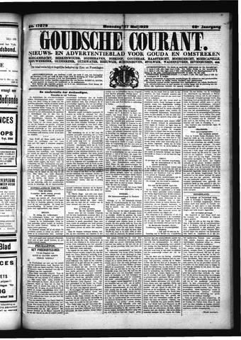 Goudsche Courant 1929-05-27