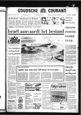 Goudsche Courant 1973-10-22
