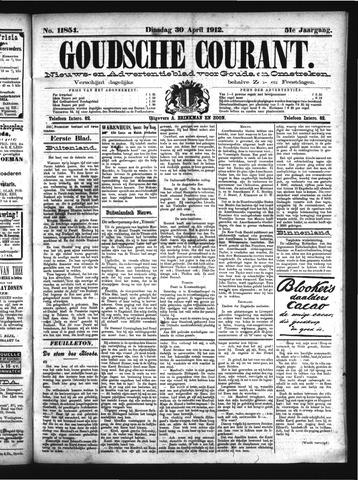 Goudsche Courant 1912-04-30