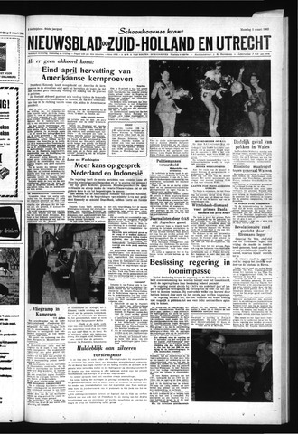 Schoonhovensche Courant 1962-03-05