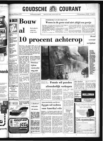 Goudsche Courant 1979-02-22
