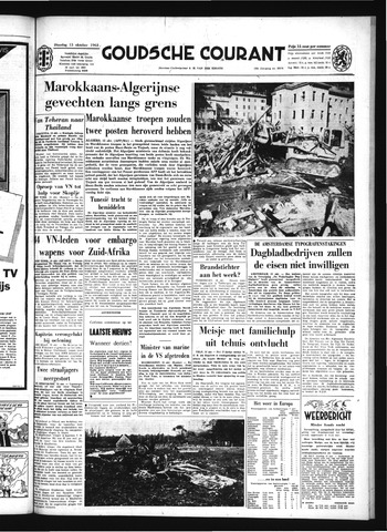 Goudsche Courant 1963-10-15