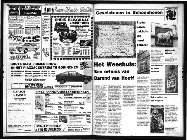 Schoonhovensche Courant 1978-03-25