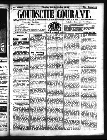 Goudsche Courant 1916-09-26