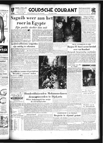 Goudsche Courant 1954-03-01