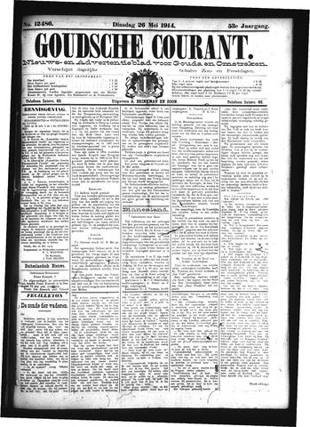Goudsche Courant 1914-05-26