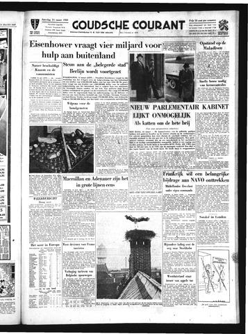 Goudsche Courant 1959-03-14