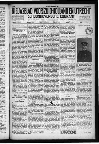 Schoonhovensche Courant 1930-08-18