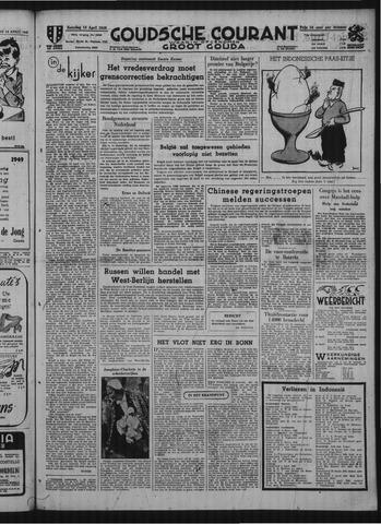 Goudsche Courant 1949-04-16