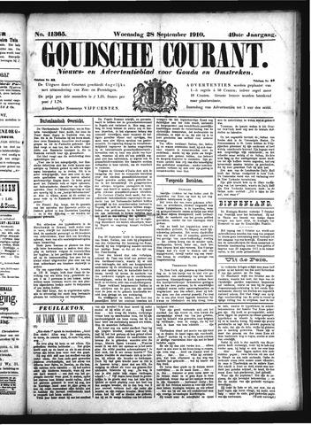 Goudsche Courant 1910-09-28