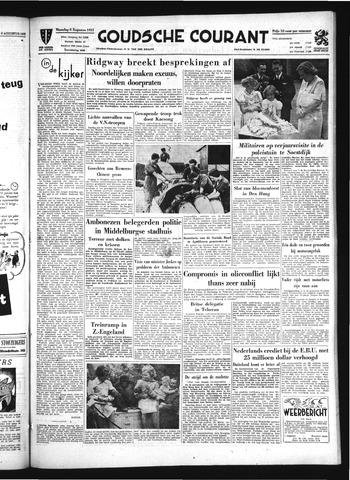 Goudsche Courant 1951-08-06