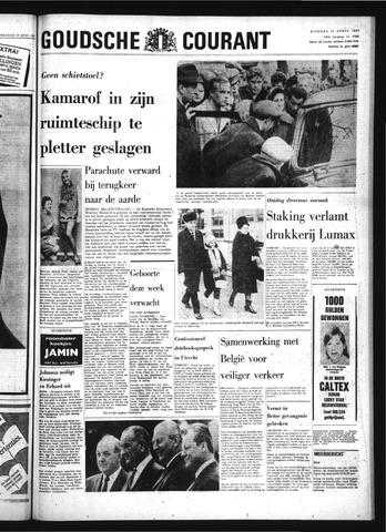 Goudsche Courant 1967-04-25