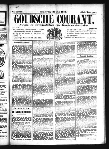 Goudsche Courant 1910-05-26