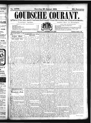 Goudsche Courant 1912-01-20