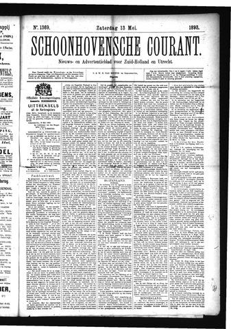 Schoonhovensche Courant 1893-05-13