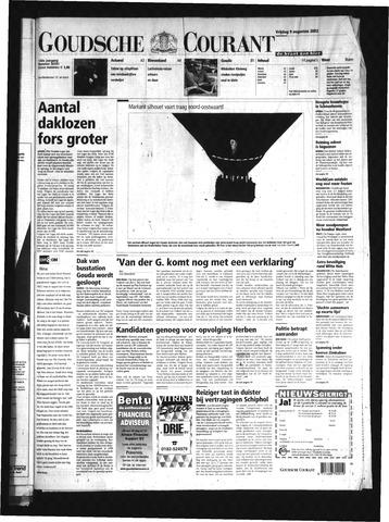 Goudsche Courant 2002-08-09