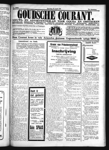 Goudsche Courant 1939-04-29