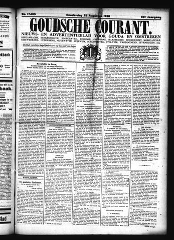 Goudsche Courant 1930-08-28