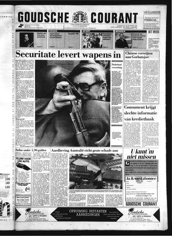 Goudsche Courant 1989-12-28