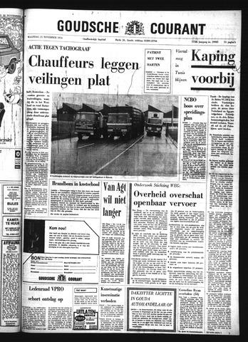 Goudsche Courant 1974-11-25