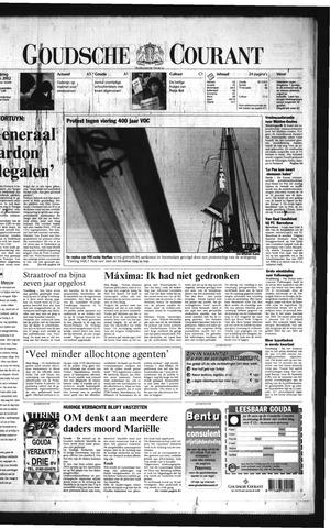 Goudsche Courant 2002-05-03