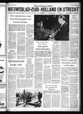 Schoonhovensche Courant 1972-08-21