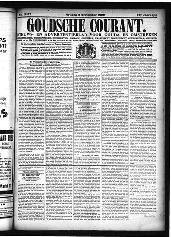 Goudsche Courant 1929-09-06
