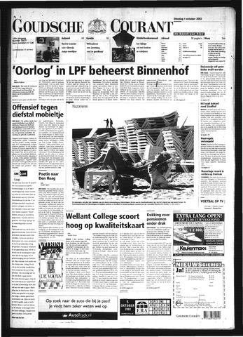 Goudsche Courant 2002-10-01