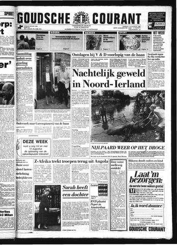 Goudsche Courant 1988-08-09