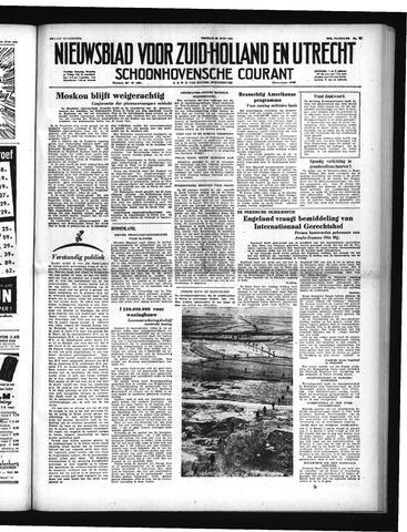 Schoonhovensche Courant 1951-06-22